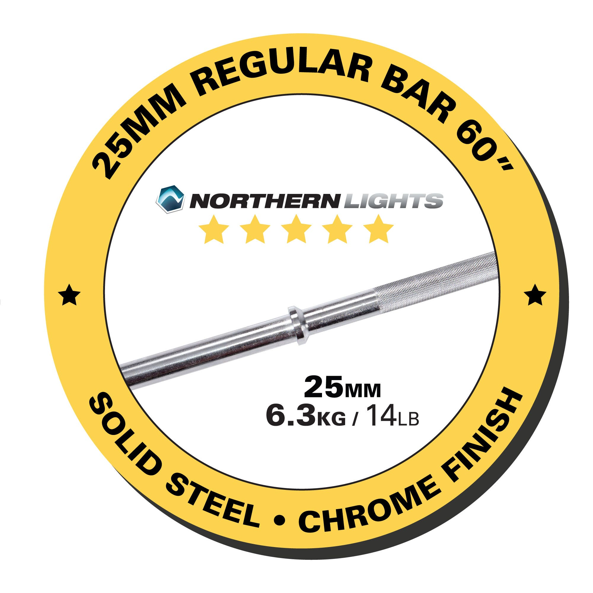 BBR60 Barbell